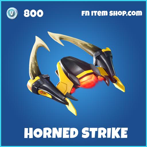 Horned-Strike