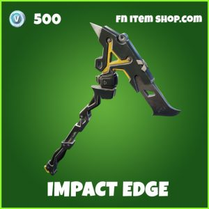 Impact Edge uncommon fortnite pickaxe
