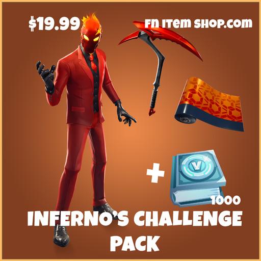 Infernos-Challenge-Pack