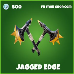 Jagged Edge uncommon fortnite skin