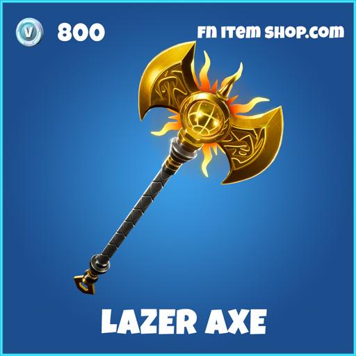 Lazer-Axe
