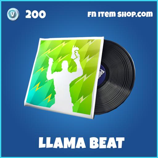 Llama-Beat