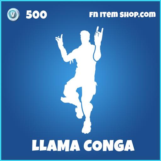 Llama-Conga