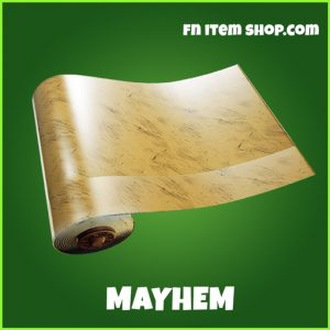 Mayhem uncommon fortnite wrap