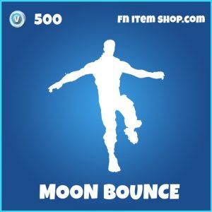 Moon bounce rare fornite emote