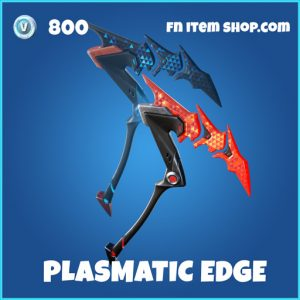 Plasmatic Edge rare fortnite pickaxe