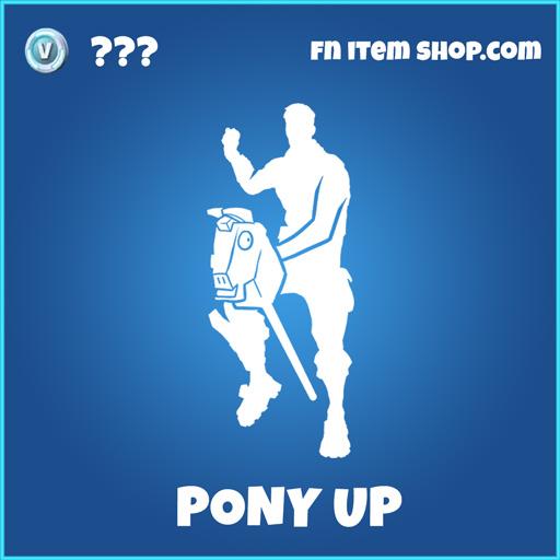 Pony-Up