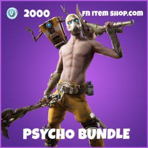 Psycho Bandit epic fortntie bundle