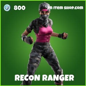 recon ranger uncommon fortnite skin