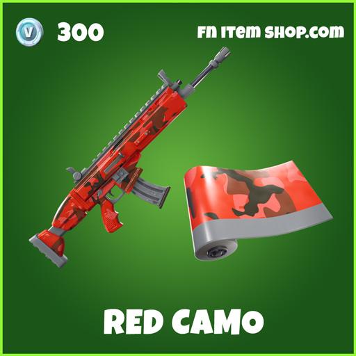 Red-Camo