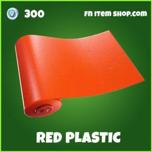 red plastic uncommon fortnite wrap