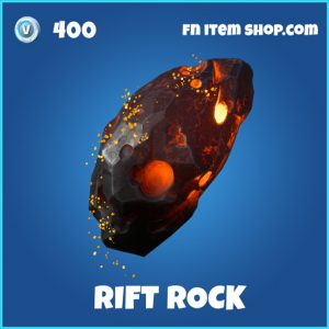 Rift rock rare fortnite backpack