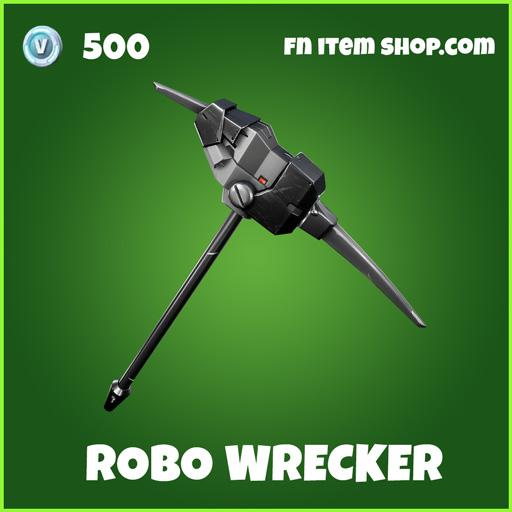 Robo-Wrecker