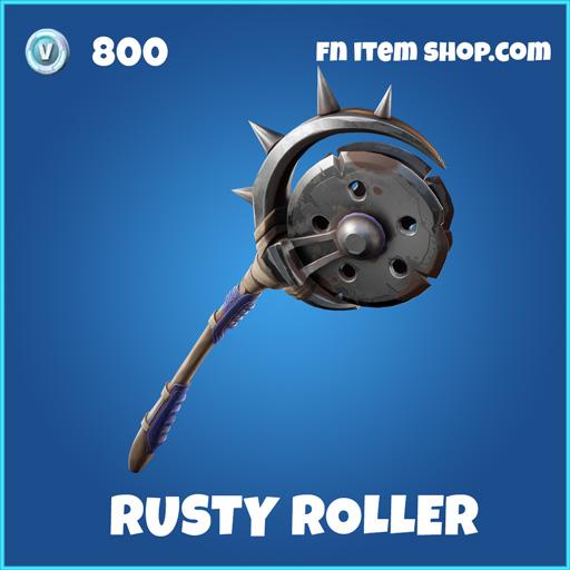 Rusty-Roller