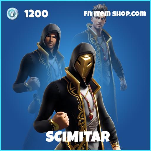 Scimitar-Fade