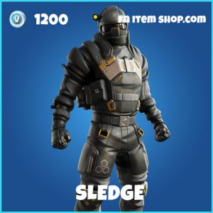 Sledge rare fortnite skin