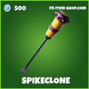Spikeclone uncommon fortnite pickaxe