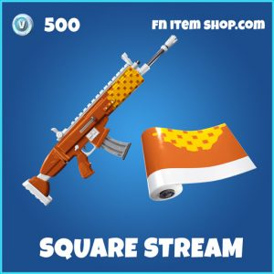 Square stream rare fortnite wrap