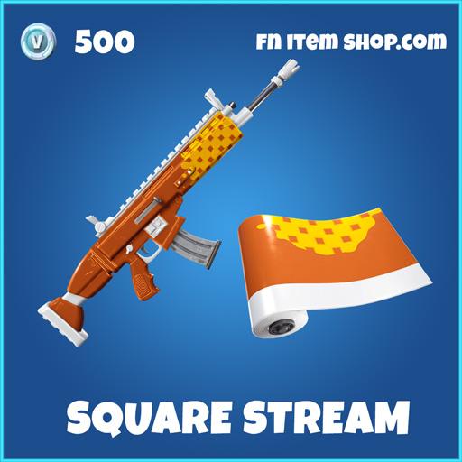 Square-Stream