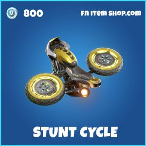 Stunt Cycle fortnite glider