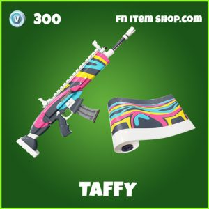 Taffy uncommon fortnite wrap