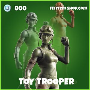 toy trooper uncommon fortnite skin