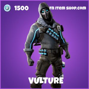 Vulture epic fortnite skin