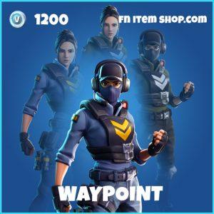 Waypoint rare fortnite skin