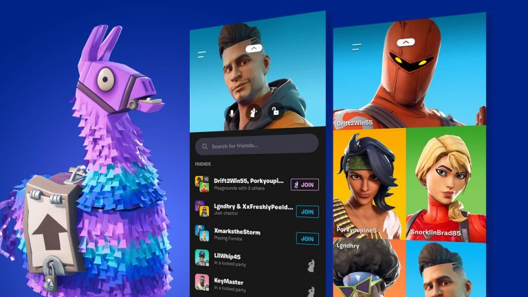 v10.31 Fortnite Patch Notes – Party Hub!