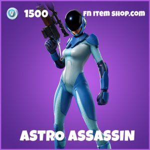 Astro Assassin epic fortnite skin
