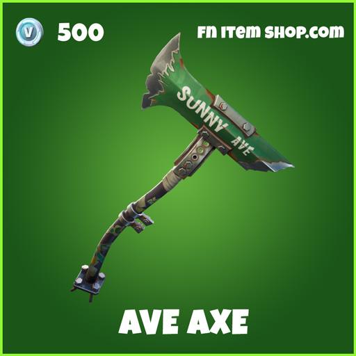 Ave-Axe