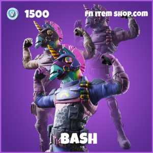 Bash epic fortnite skin