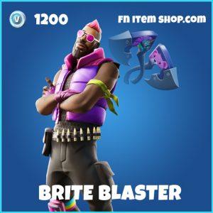 Brite Blaster rare fortnite skin