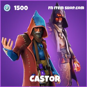castor epic fortnite skin
