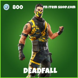 Deadfall uncommon fortnite skin
