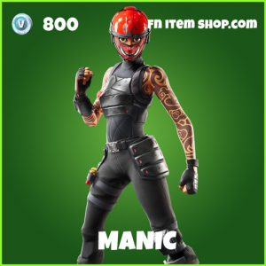 Manic uncommon fortnite skin