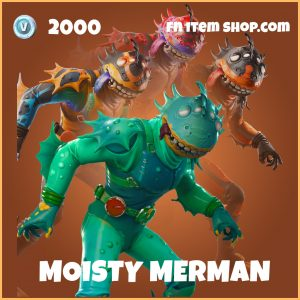 Moisty merman legendary fortnite skin