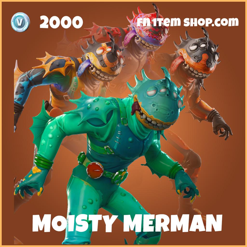 Moisty-Merman-Fade