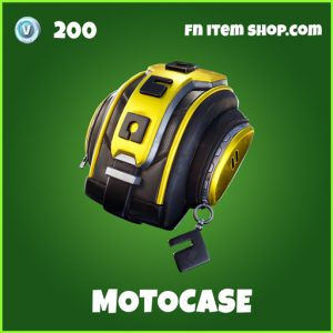 Motocase uncommon fortnite backpack