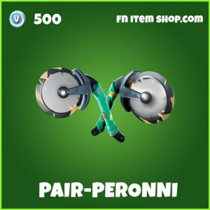 Pair-peronni uncommon fortnite pickaxe