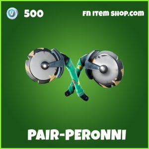 Pair-peronni uncommon fortnite pickaxe