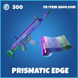 Prismatic Edge rare fortnite wrap