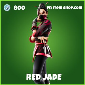 Red Jade uncommon fortnite skin