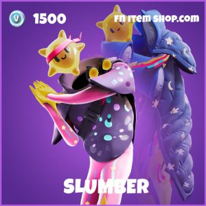 Slumber epic fortnite skin
