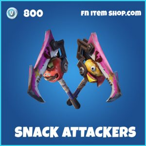 Brite Bashers rare fortnite pickaxe