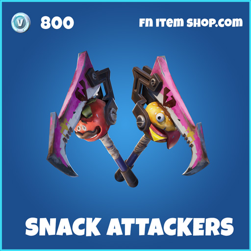 Snack-Attackers