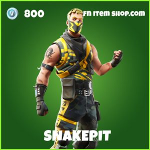 Snakepit uncommon fortnite skin