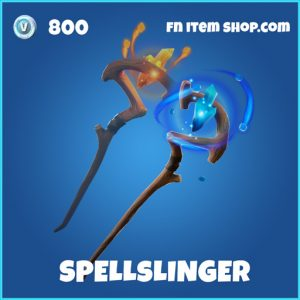 Spellslinger rare fortnite pickaxe