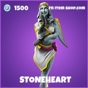 Stoneheart epic fortnite skin