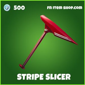 Stripe Slicer uncommon fortnite skin